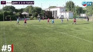 Лучшие голы 5-го тура ЛФЛ ЛНР 8х8 - 2021