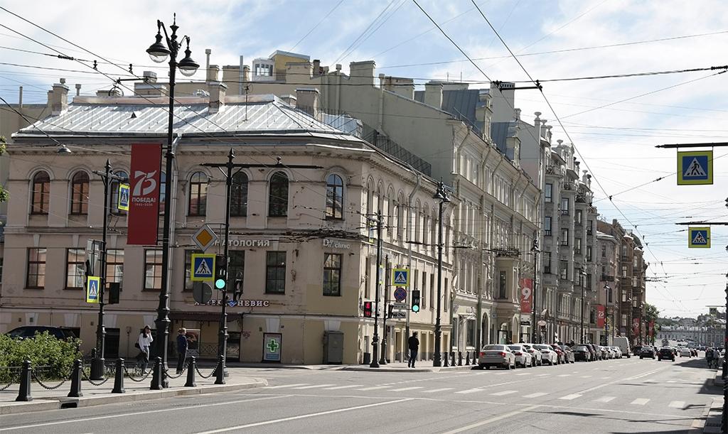 Петроградка, Петербург 2020