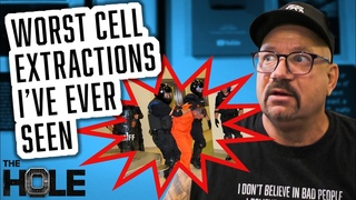 BRUTALLY RIPPED FROM MY CELL  - Top 5 Worst Prison Cell Extractions I've Ever Seen in The Hole  228