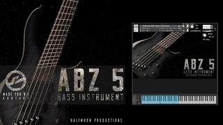 Half Moon Productions ABZ 5 BASS INSTRUMENT