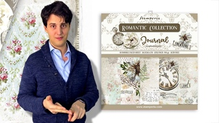 ROMANTIC Scrapbooking Collection