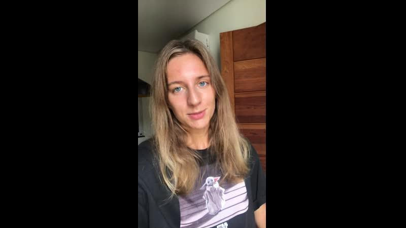 Видео отзыв о работе с Ариной по итальянскому языку 2