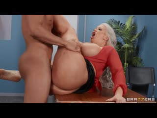 [Brazzers] Alura Jenson - My Profs Filthy Mouth секс, порно, зрелая