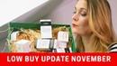 Beauty Low Buy 2019 November Update Doctor Anne