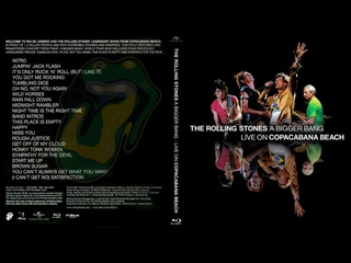 The Rolling Stones — 2006 — Live on Copacabana Beach | A Bigger Bang