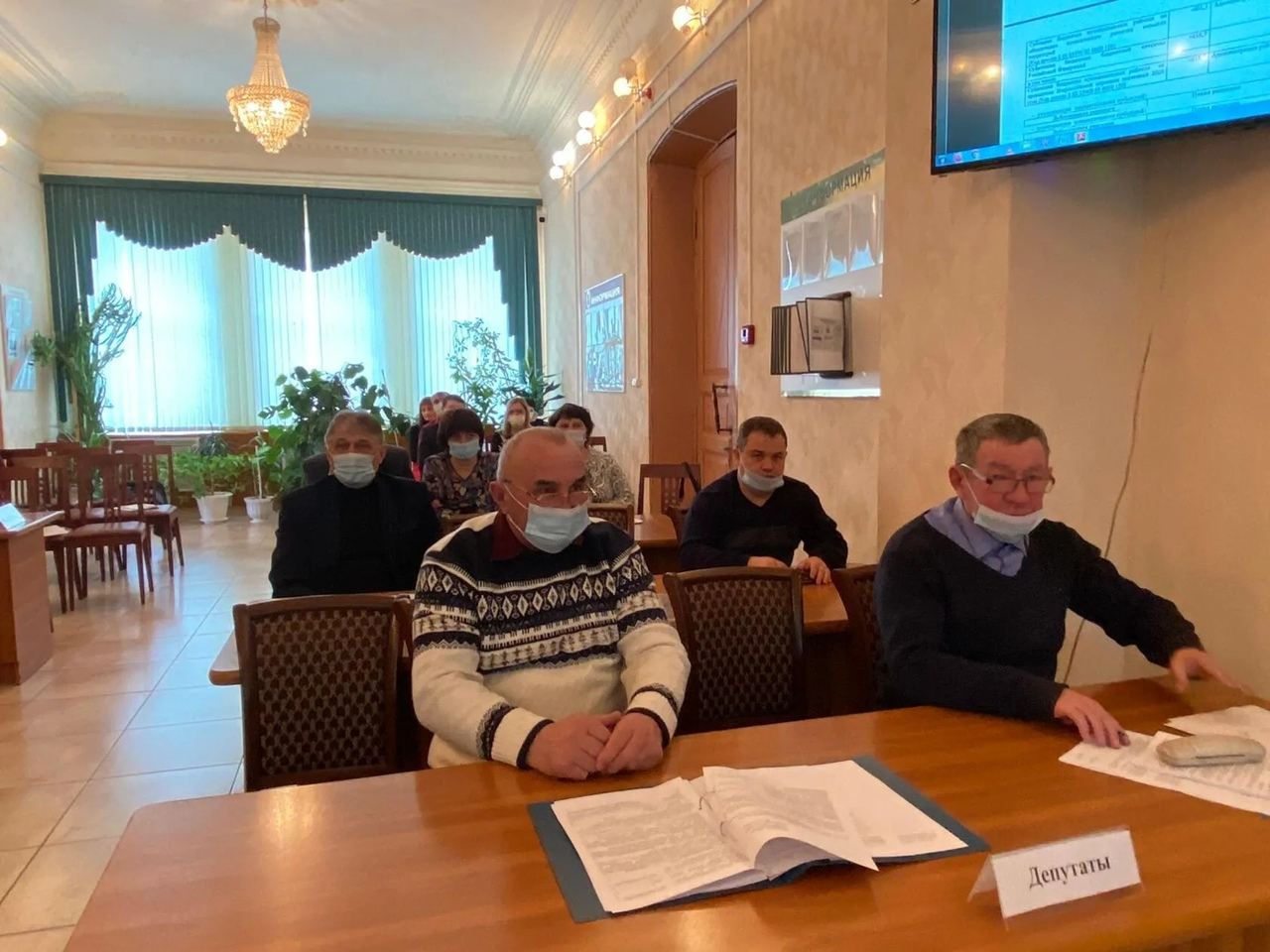 Депутаты районного Собрания одобрили изменения в бюджете, связанные с социально значимыми программами