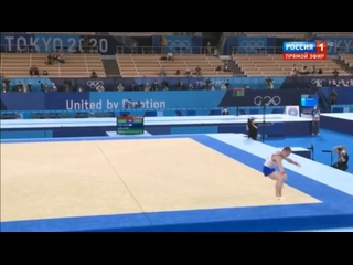 Денис Аблязин завоевал командное «золото» на Олимпийских играх в Токио.