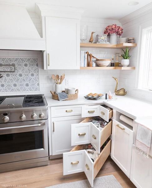 В современной кухоньке ????