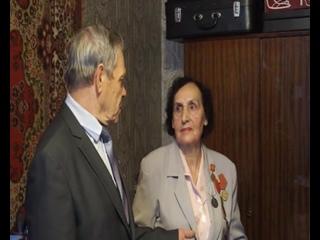 Сегодня представители администрации и городского совета ветеранов помогли труженице тыла Зинаиде Кунгуровой