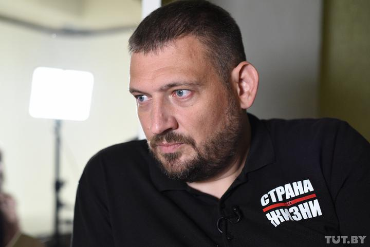 Носкевич: Уголовное дело Тихановского до конца месяца будет передано прокурору д...