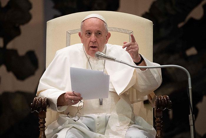 Папа римский предсказал новый всемирный потоп