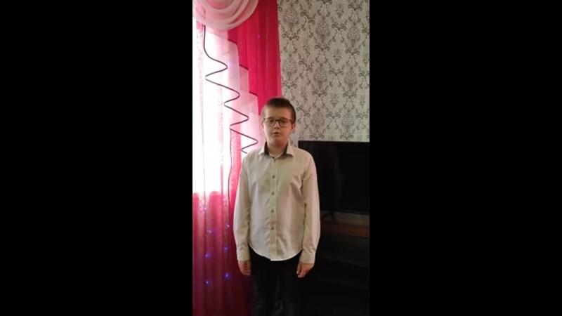 СЕГОВ ВИКТОР 5 А класс