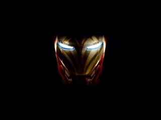 Самодельный шлем Железного человека