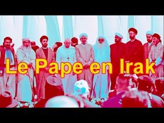 Le Pape en Irak
