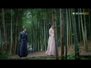 Легенда о двух сестрах в смутные времена (отрывок) Юйчжань опять отталкивает Сюэ Жуна