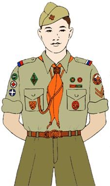 Масонство, бойскауты и Орден Стрелы (С. М. Эдкинс), изображение №3