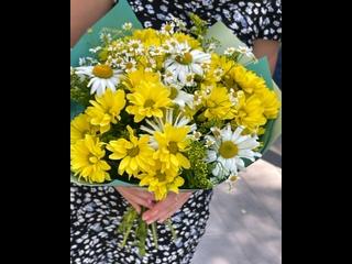 Видео от Цветы  г. Долгопрудный
