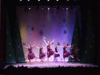 "Балетная студия ""Авантаж"" - Сегидилья из балета Дон Кихот"