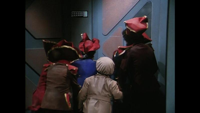 Бак Роджерс в двадцать пятом столетии 2 сезон 8 серия