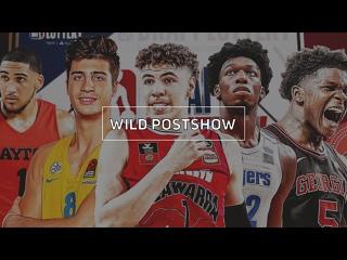 Wild POSTShow #4. Драфт НБА 2020. Лотерейные пики. Обзор топовых проспектов.
