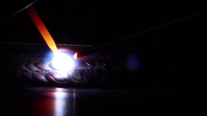 как видит сварщик вид через маску TIG AC переменка TIG DC постоянка MIG полуавтомат ММА электрол