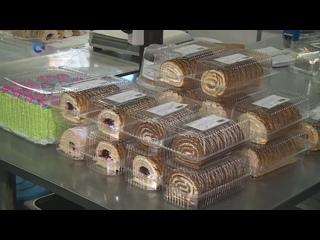 Пудожский хлебозавод увеличил объёмы производства в раз