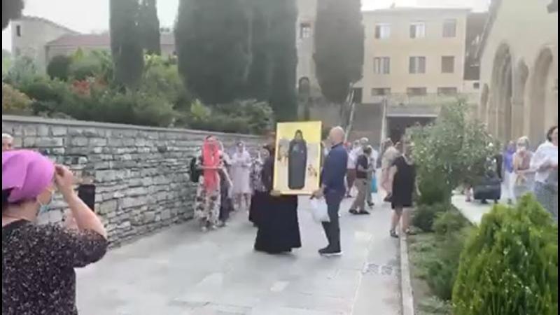 Видео от Храм Преображения Господня п Кадом