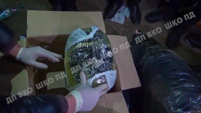 На 100 миллионов тенге изъяли «МарьИванну» оперативники в Семее