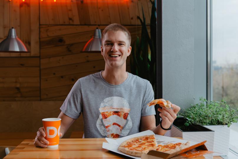 Выгодные комбо-наборы от «ДоДо пицца» в бизнес-центре «Нагатинский»