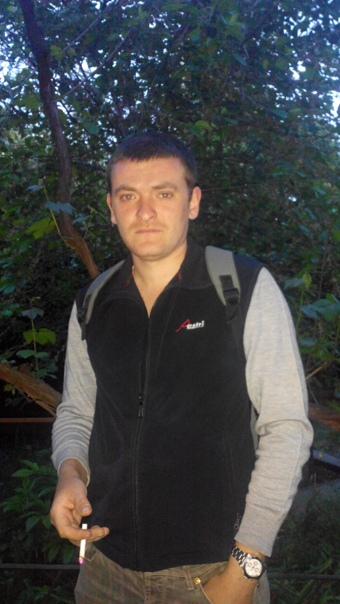 Денис Карачебан, Измаил, Украина