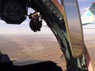 Воздушное сопровождение РК