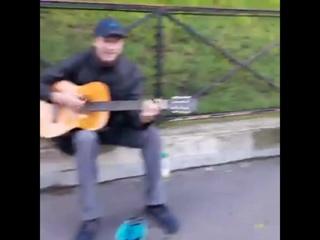 Алексей Витаминович на Монмартре, Париж