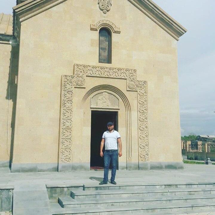 Юра, 32, Abovyan