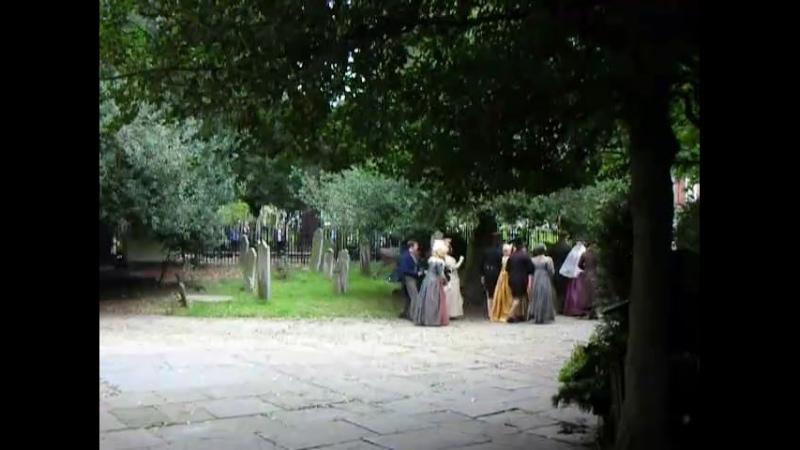 29 августа 2008 › Крошка Доррит › Видео со съёмок