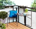 Живите проще: 23 лайфхака для крошечного балкона, image #8