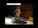 Baby Shoma jump jump