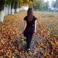 Фотография страницы Діаны Ватрич ВКонтакте