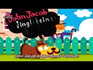 John Jacob Jingleheimer Schmidt   Mother Goose   Nursery Rhymes   PINKFONG Songs for Children