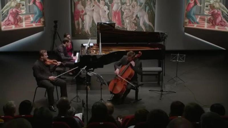 Boris Tchaikovsky Piano trio 1953