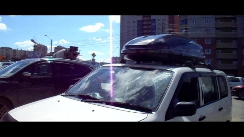 Toyota Probox roofbox Lux Viking