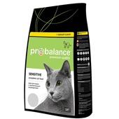 С курицей и рисом для взрослых кошек всех пород с чувствительным пищеварением