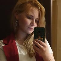 Фотография страницы Оксаны Жуковой ВКонтакте