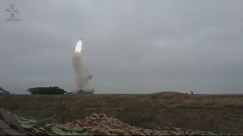 Більше 30 ти зенітних ракет по реальних та імітованих мішенях було випущено із семи типів зенітних ракетних компле