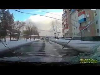 Наркоман Валера сбил пешехода