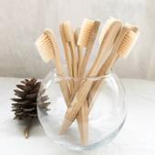 Зубная щетка (бамбук)