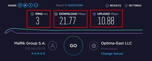 Как проверить скорость интернета…, изображение №5