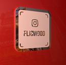 Персональный фотоальбом Flic Wood