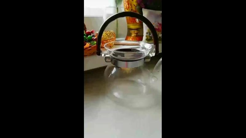 Рецепт витаминного чая с облепихой от @spanishcoach_guzel