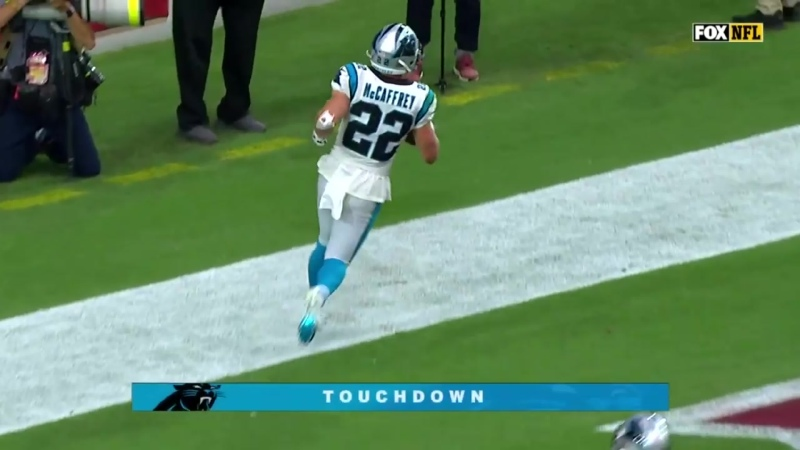Christian McCaffreys HUGE Day w_ 153 Yards _ NFL 2019 Highlights