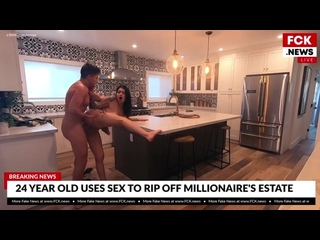 [Bang FakeNews] Carolina Cortez Uses Sex To Steal From A Millionaire (19 12 25)